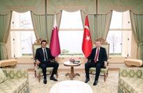 أردوغان يرحب بتميم في إسطنبول بتغريدة عربية فكيف رد الأخير؟