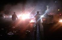 أنصار الحريري يغلقون طرقا ببيروت إثر سخرية سياسي منه (صور)