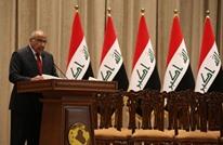 """أربيل ترفض تحميل عبد المهدي مسؤولية """"15 عاما من الأخطاء"""""""