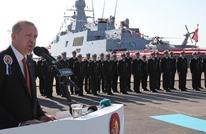 أردوغان: تركيا لن تسمح بمحاولات تهميشها في البحر المتوسط