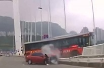 شجار في حافلة بالصين ينتهي بـ 13 قتيلا (فيديو)