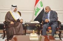 قطر تبحث تطوير العلاقة مع العراق وتدعو عبد المهدي لزيارتها