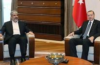 """مصدر لـ""""عربي21"""": أردوغان التقى وفدا من حماس..والحركة تنفي"""
