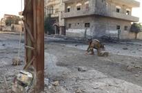 """تركيا تعلن تفكيك مئات الألغام بمناطق """"نبع السلام"""" بسوريا"""