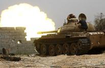 قوات حفتر تجدد قصفها منازل المدنيين جنوب طرابلس (شاهد)