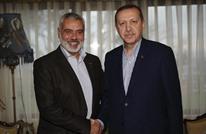 """هنية وعباس يبحثان مع أردوغان """"المصالحة والانتخابات"""""""