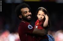 """صلاح يحتفل بعيد """"الهالوين"""" مع ابنته ويرتديان زيا مخيفا (صور)"""