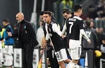 """إدارة يوفنتوس تجتمع برونالدو بعد """"تصرفه"""" في مباراة ميلان"""