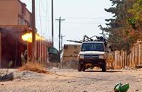 الوفاق تهاجم تمركزات لقوات حفتر جنوبي طرابلس