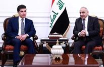 البارزاني في بغداد وحراك تقوده الأمم المتحدة لحل الأزمة
