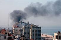 جيش الاحتلال يقصف مواقع للمقاومة الفلسطينية بغزة