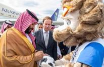 محمد بن سلمان يوجه بتخصيص طائرات لنقل مشجعين إلى اليابان