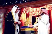 تركي آل الشيخ يهدي أميرا تمثالا بـ6 ملايين دولار (شاهد)