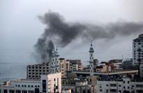 الاحتلال يقصف موقعا للمقاومة وأرضا جنوب قطاع غزة