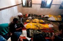 8 شهداء من عائلة واحدة بمجزرة للاحتلال وسط غزة (شاهد)