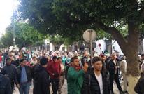 آلاف الجزائريين يتظاهرون مجددا رفضا لإجراء انتخابات الرئاسة