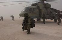 مشاهد لسيطرة الروس على قاعدة أمريكية في سوريا (فيديو)