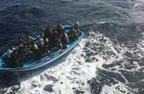إنقاذ 200 مهاجر أفريقي قبالة السواحل الليبية