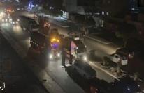 قافلة عسكرية أمريكية لوجستية تدخل القامشلي (شاهد)