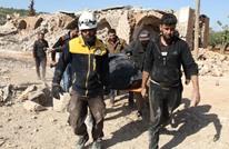مقتل 56 مدنيا سوريا في هجمات للنظام وروسيا خلال أسبوعين