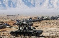 إيران تبني قاعدة عسكرية كبيرة في سوريا (صور)