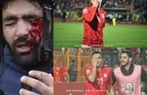 الجمهور المصري يهتف لفلسطين ولاعبان يتضامنان مع عمارنة (فيديو)