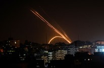 الاحتلال يقصف موقعا للمقاومة الفلسطينية شمال قطاع غزة