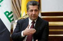 مسرور البارزاني: تركيا قصفت سنجار بسبب العمال الكردستاني