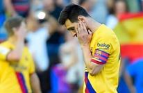 برشلونة يتجرع خسارة قاسية أمام ليفانتي (شاهد)