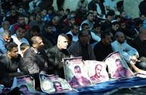 """صلاة جمعة أمام """"الصليب الأحمر"""" بغزة تضامنا مع الأسرى"""