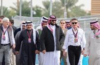 """ظهور ابن سلمان بـ""""الجاكيت"""" يثير تفاعلا في السعودية (شاهد)"""