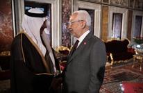 الملك سلمان يهنئ الغنوشي بانتخابه رئيسا للبرلمان التونسي