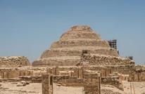 مصر تعلن اكتشاف مئة تابوت فرعوني في منطقة سقارة