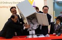 نتائج مزعجة لبكين.. انتخابات بطعم الاستفتاء في هونغ كونغ (شاهد)