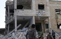 نظام الأسد يتقدم بإدلب ومشفى مدني يخرج عن الخدمة (شاهد)