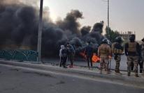 مقتل متظاهرين بالعراق.. وشلل شبه تام بالوسط والجنوب (صور)