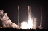 شاهد لحظة إطلاق القمر الصناعي المصري والدول التي سيمر فوقها