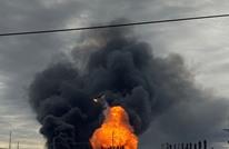 إجلاء سكان بعد انفجار كبير بمصنع للبتروكيماويات بتكساس (شاهد)