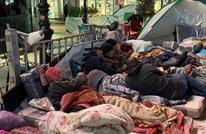 محررون يواصلون إضرابهم برام الله ونقل عدد منهم للمستشفى