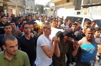 تشييع فلسطيني استشهد متأثرا بإصابته في مسيرات العودة