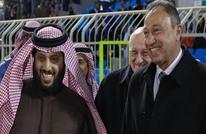 آل الشيخ يُنهي الخلاف مع رئيس الأهلي بزيارته في منزله (صور)
