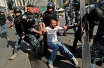 حركة أمل اللبنانية تنفي صلتها بخطف وتعذيب متظاهرين