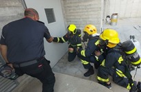 تدريب فلسطيني إسرائيلي مشترك للإطفاء.. ونشطاء ينتقدون