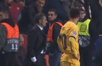 تعادل مخيب لبرشلونة أمام ضيفه براغ التشيكي