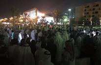 """كويتيون يحتجون ضد الفساد والغانم في """"ساحة الإرادة"""" (شاهد)"""