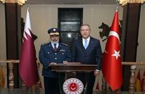 وزير الدفاع التركي يلتقي نظيره القطري لبحث قضايا مشتركة