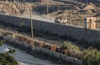 أمن غزة يحبط محاولة تسلل مسلحين إلى مصر عبر رفح