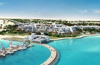 """شقيق أمير قطر ينشر صورا من """"منتجع سلوى"""" (شاهد)"""