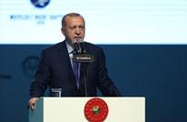 أردوغان يعلق على رسالة إمام أوغلو وشراء الشيخة موزة لأراض
