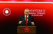 أردوغان: نخوض كفاحا ضد أغلال الفائدة وسعر الصرف والتضخم
